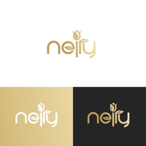 Nelly Design Logo
