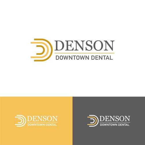 Denson Downtown Dental Logo