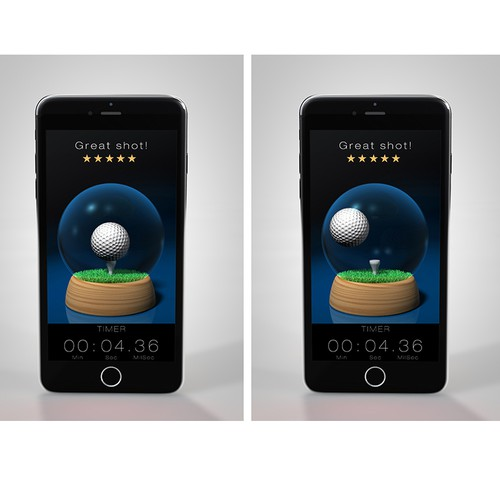 3D mobile game