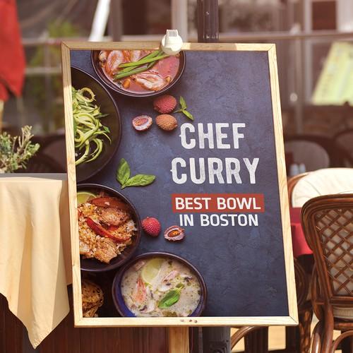 Restaurant Outdoor Signage