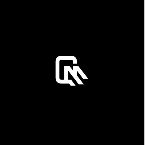 initials concept Q+M