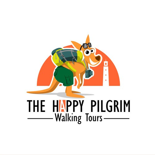the happy pilgrim