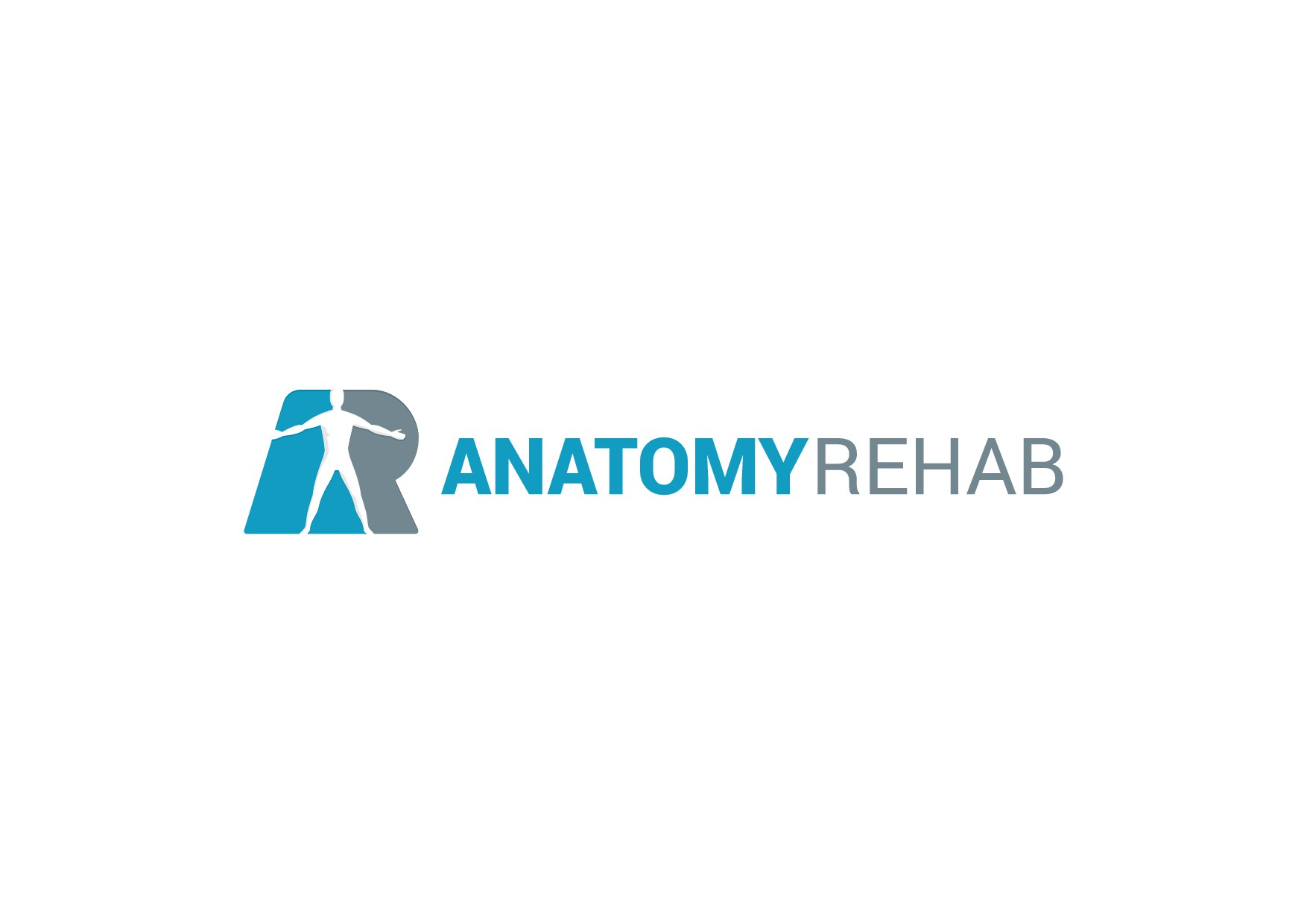 Create a logo for a luxurious Physiotherapist Rehabilitation Center