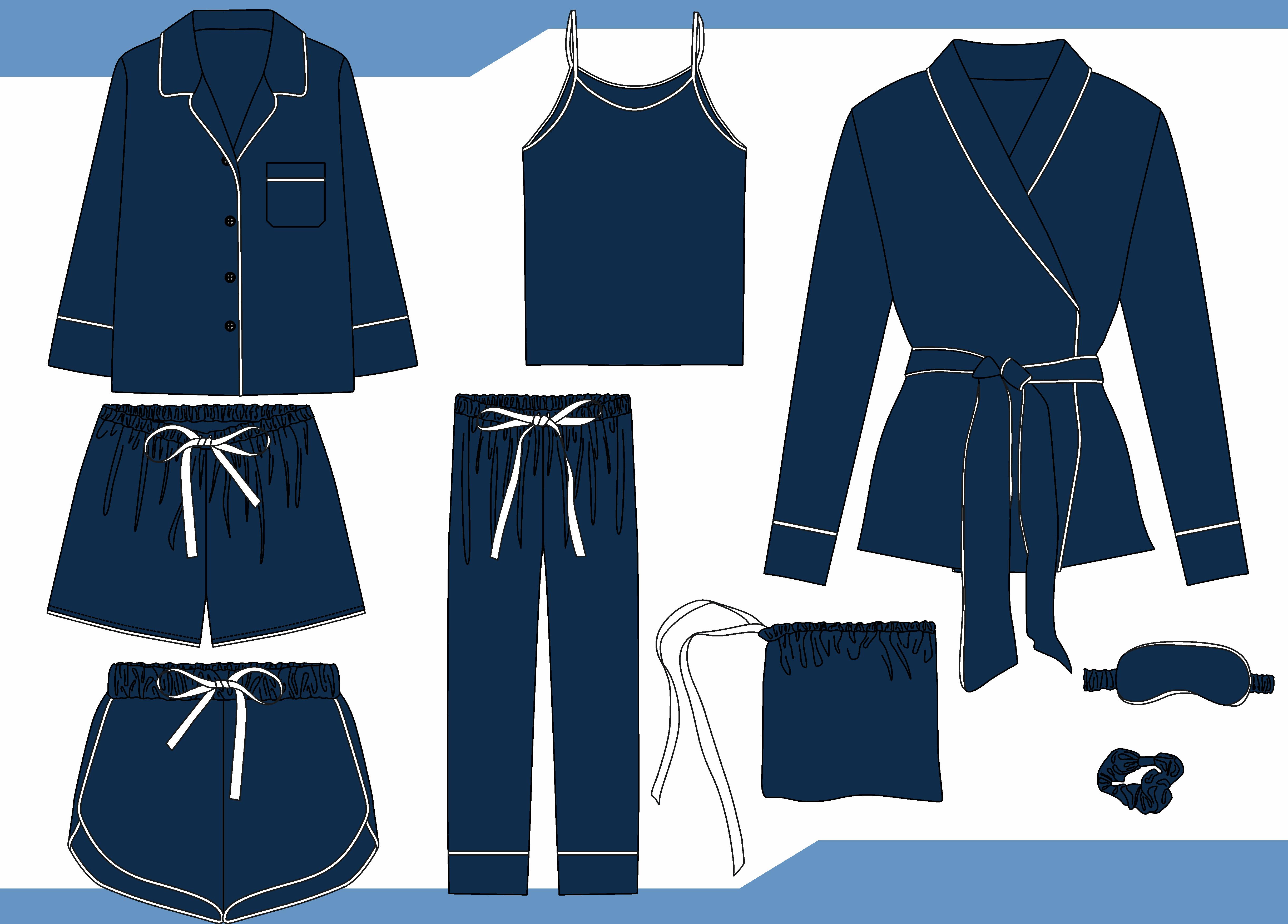 Design Women's Pyjamas for Brand new sleepwear brand