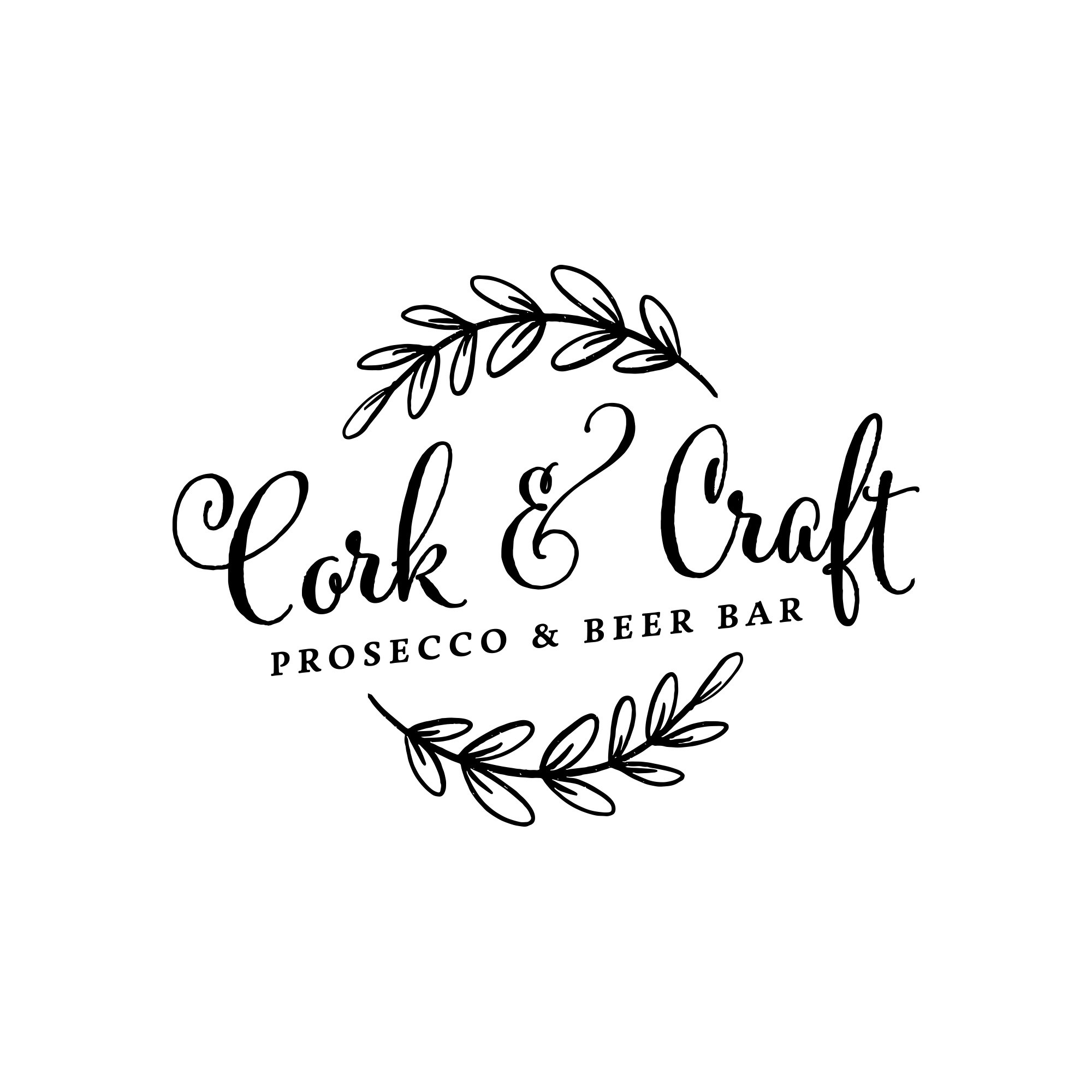 Cork and Craft : Prosecco and Beer Bar