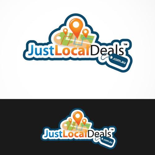 Create the next logo for Just Local Deals.com.au