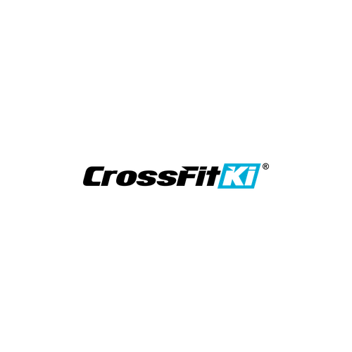 Modern logo concept for CrossFit Ki