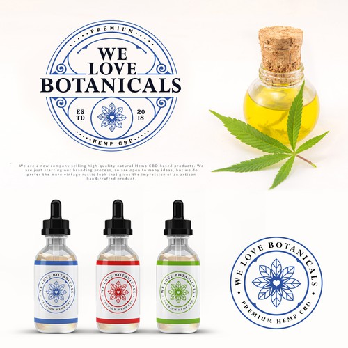 WE LOVE BOTANICALS