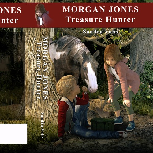 Morgan Jones Treasure Hunter