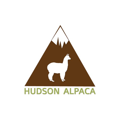 Create the next logo for Alpaca Hudson