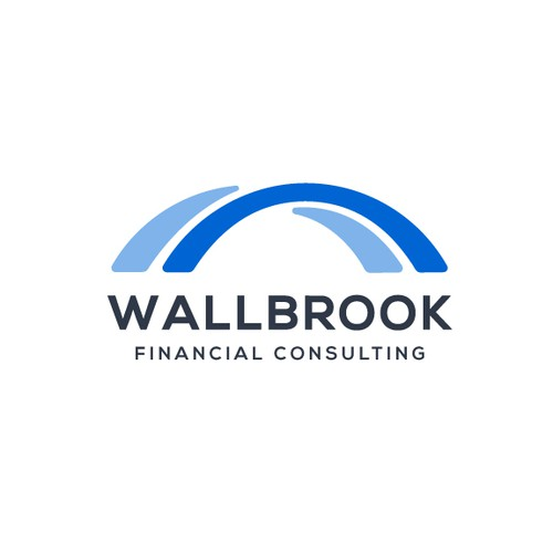 Logo design for a financial consulting business.