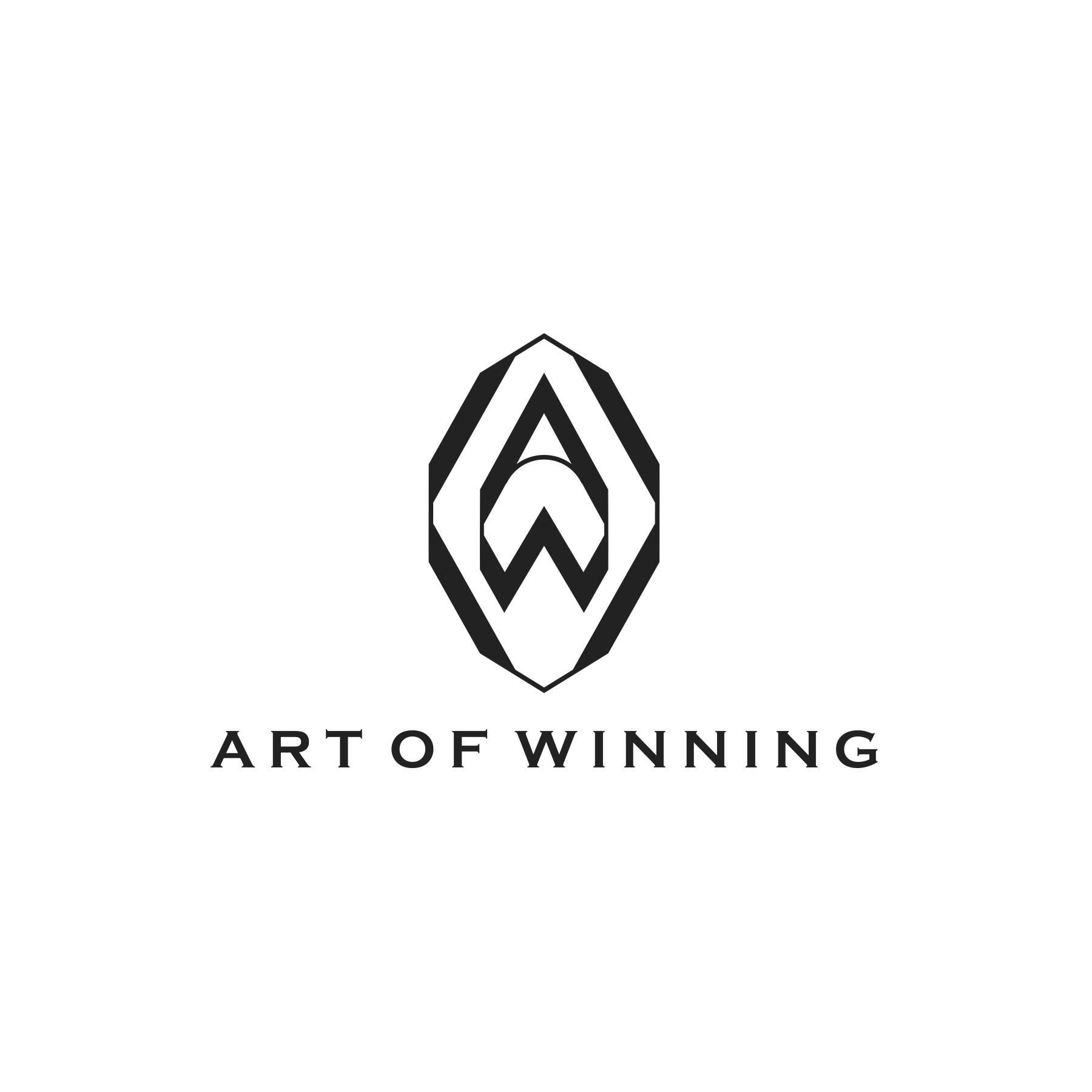 Art of Winning Logo