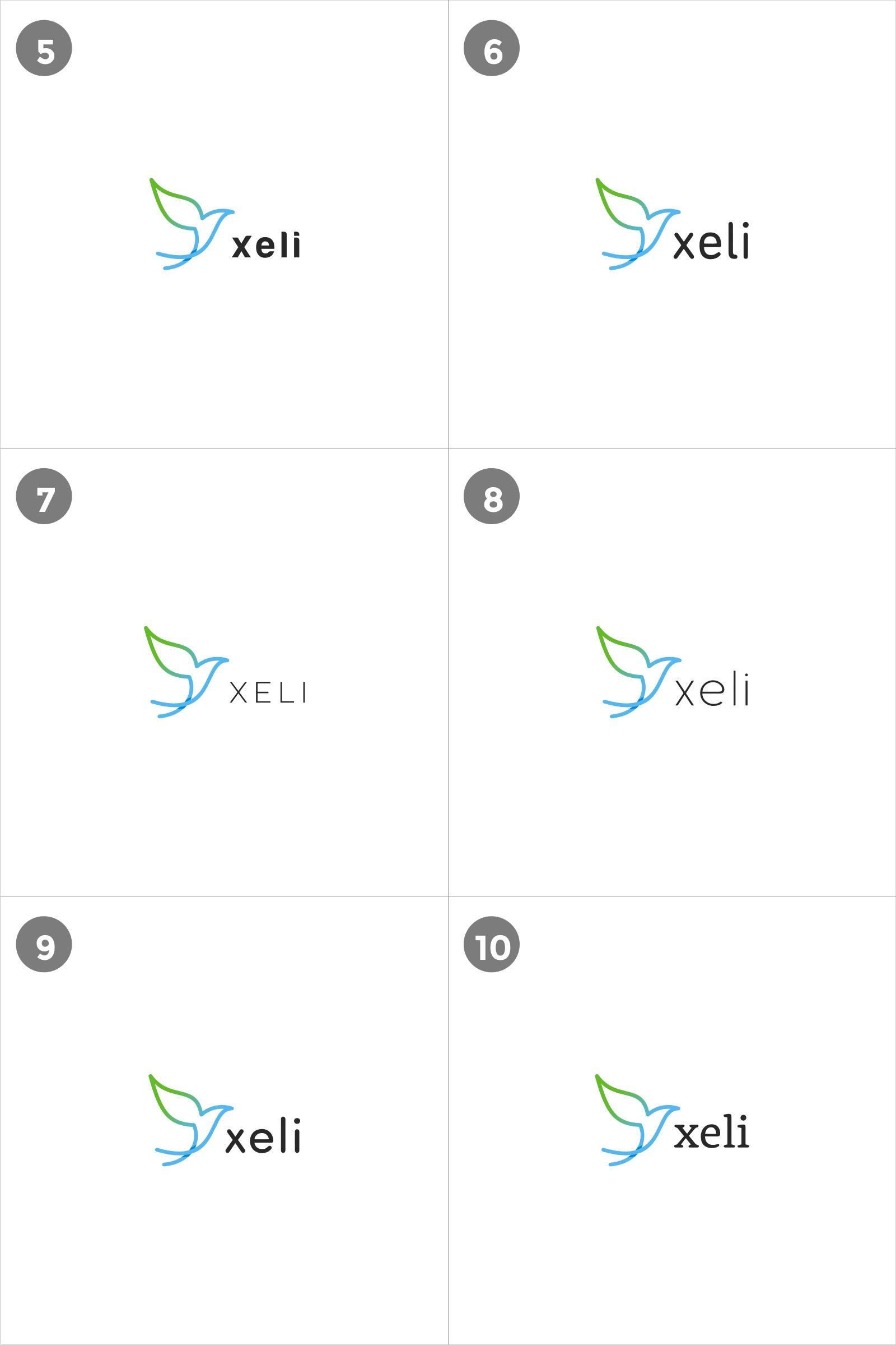 Create fresh and clean logo for Xeli - online tour operator (no stock photos, only original work)