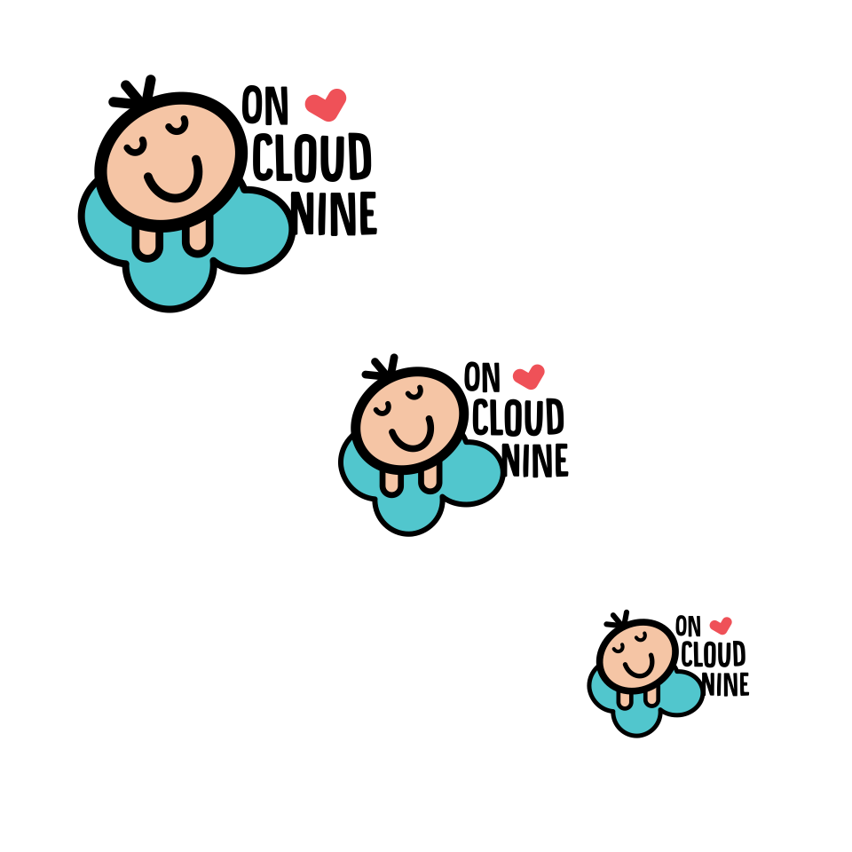 Exciting contest for 'On Cloud Nine' new baby brand Logo