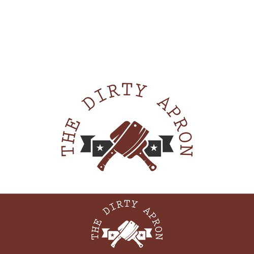 Looking for an edgy, fun, modern logo for The Dirty Apron
