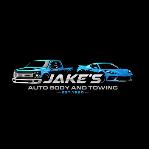 Jake's auto body and towing