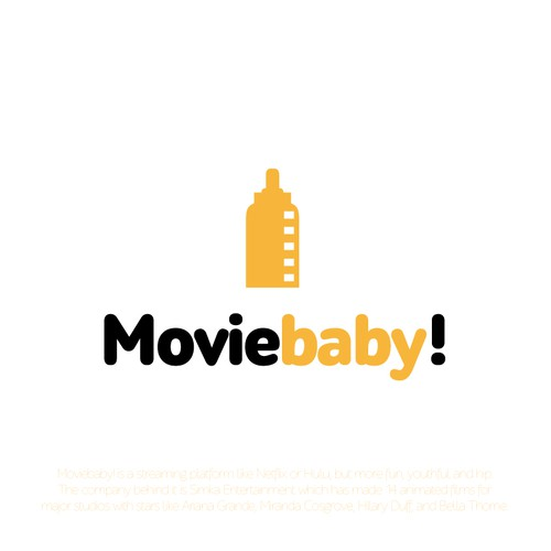 bold logo for movie studio