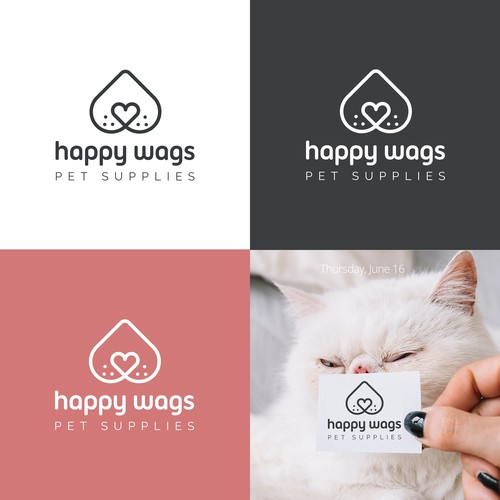 Logo for Pets