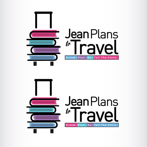 Travelling logo winner