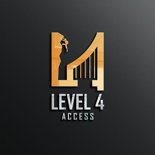 Level 4 logo