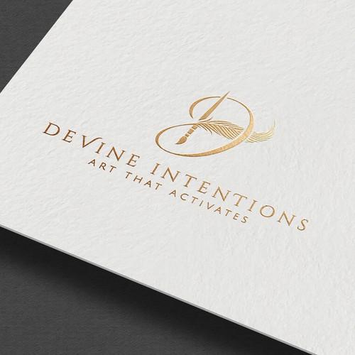 Devine intentions logo