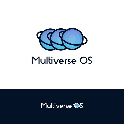 Logo Submission - Multiverse OS