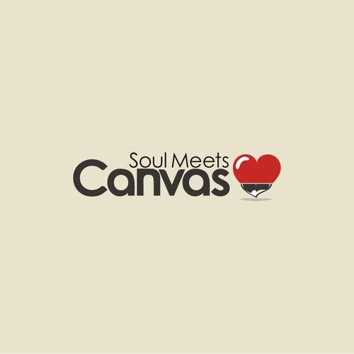 logo for Soul Meets Canvas