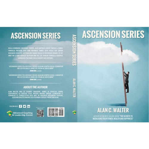 Ascension Series - book cover