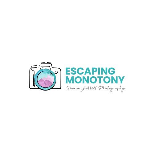 Logo design for a Travel photographer