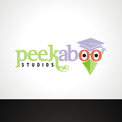 logo for Peekaboo Studios