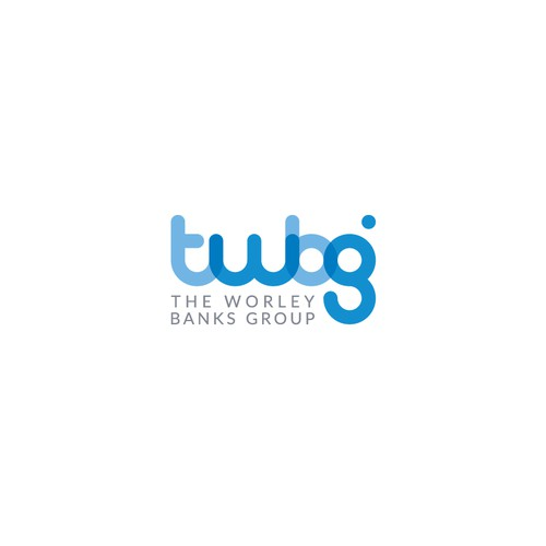 Logo for an innovative financial firm