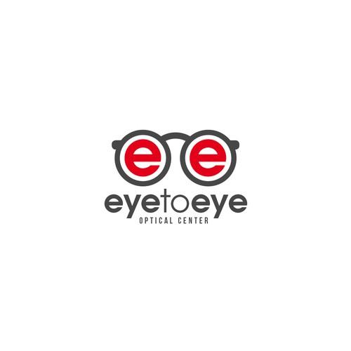 Logo for Optical Center