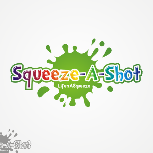 New logo wanted for Squeeze-A-Shot