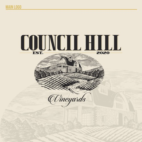 Council Hill Vineyards Wine