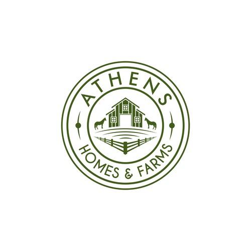ATHENS HOMES & FARMS