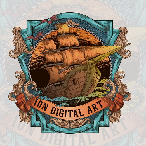 sail illustration