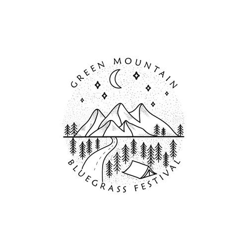 Logo Concept for Green Mountain