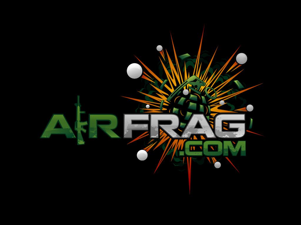 AirFrag needs a new logo