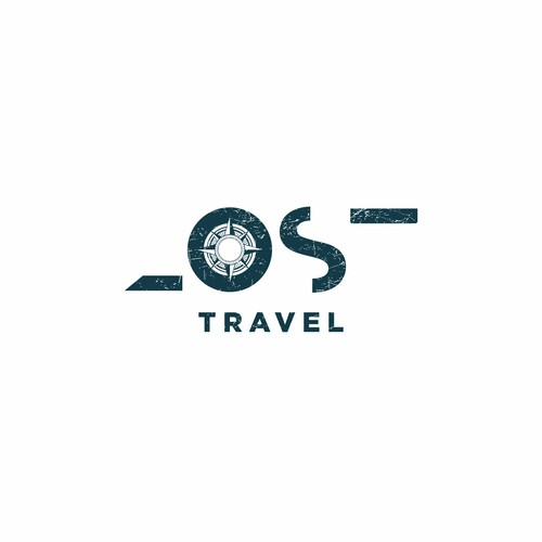 Logo design Lost Travel