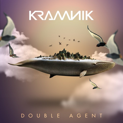 ALBUM COVER (acid-jazz, chilled electronic) for Kramnik