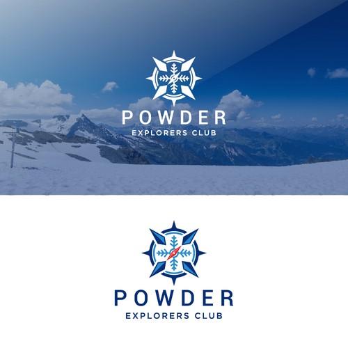 captivating logo for Ski tour operator
