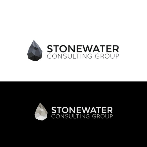 Abstract Logo for StoneWater