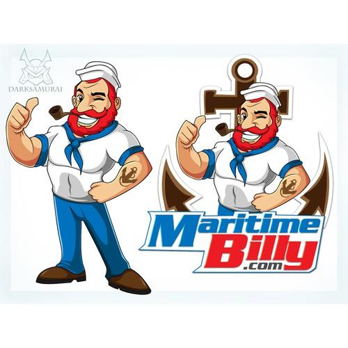 MaritimeBilly.com logo