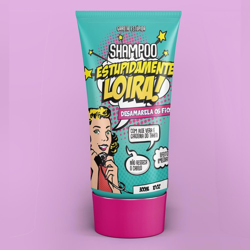 Label for cosmetic line