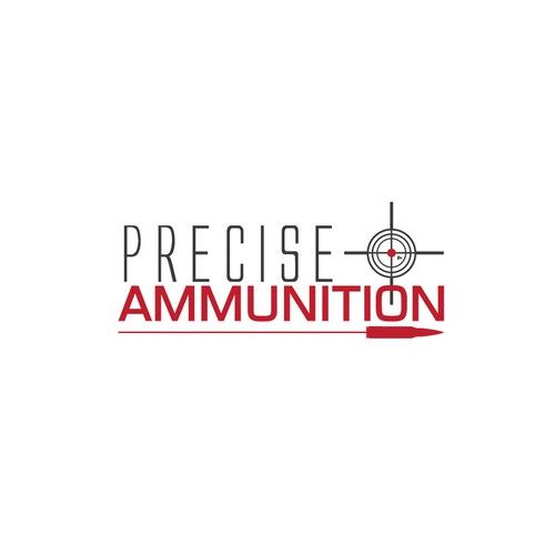 Logo design | Precise Ammunition
