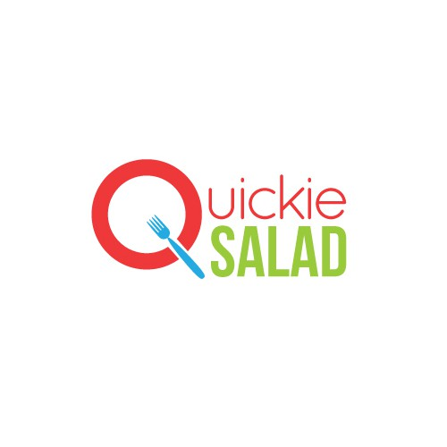 Logo for salad business