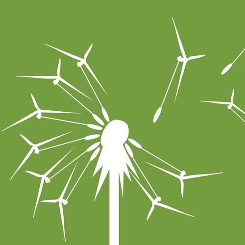Creative Postcard for Alternative Energy Company