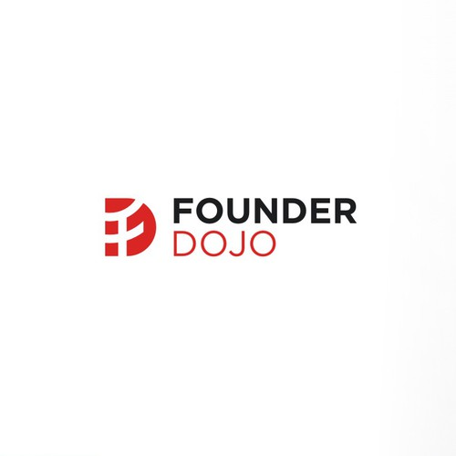 Logo for a school that helps aspiring entrepreneurs build successful startup businesses.