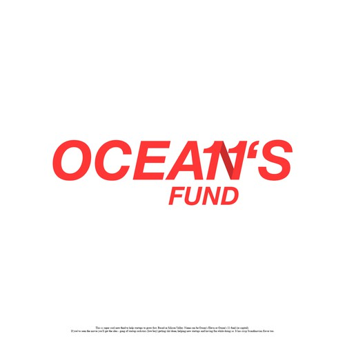 Ocean's 11 Fund Logo