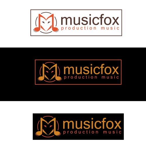 New musicfox Logo